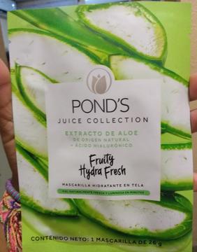 Foto de Ponds Fruity Hydra Fresh Aloe