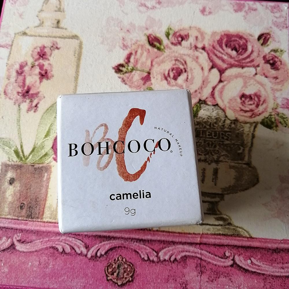 BohCoco - Polvo Compacto 9 gr.