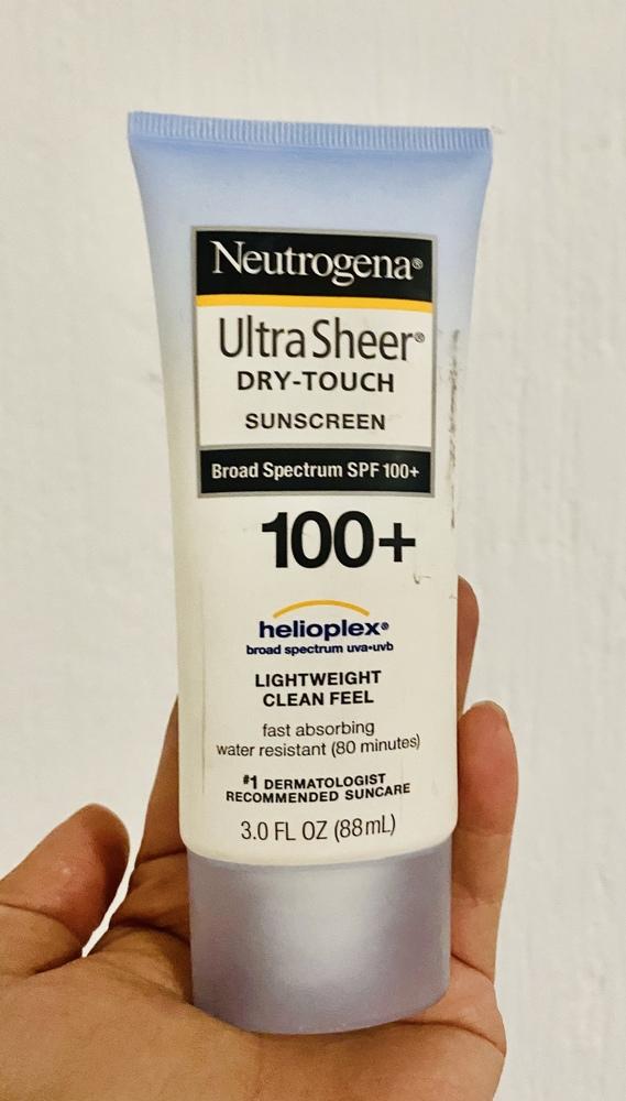 Neutrogena - Ultrasheer FPS 50+