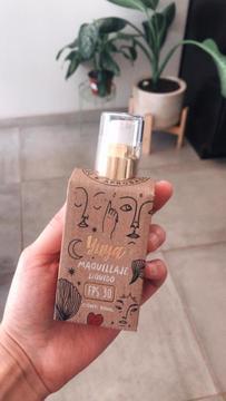 Maquillaje Líquido CM05