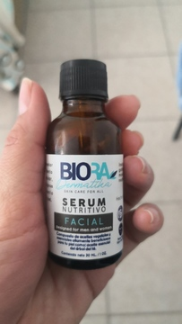 Foto de Biora Dermatika Serum Facial Nutritivo