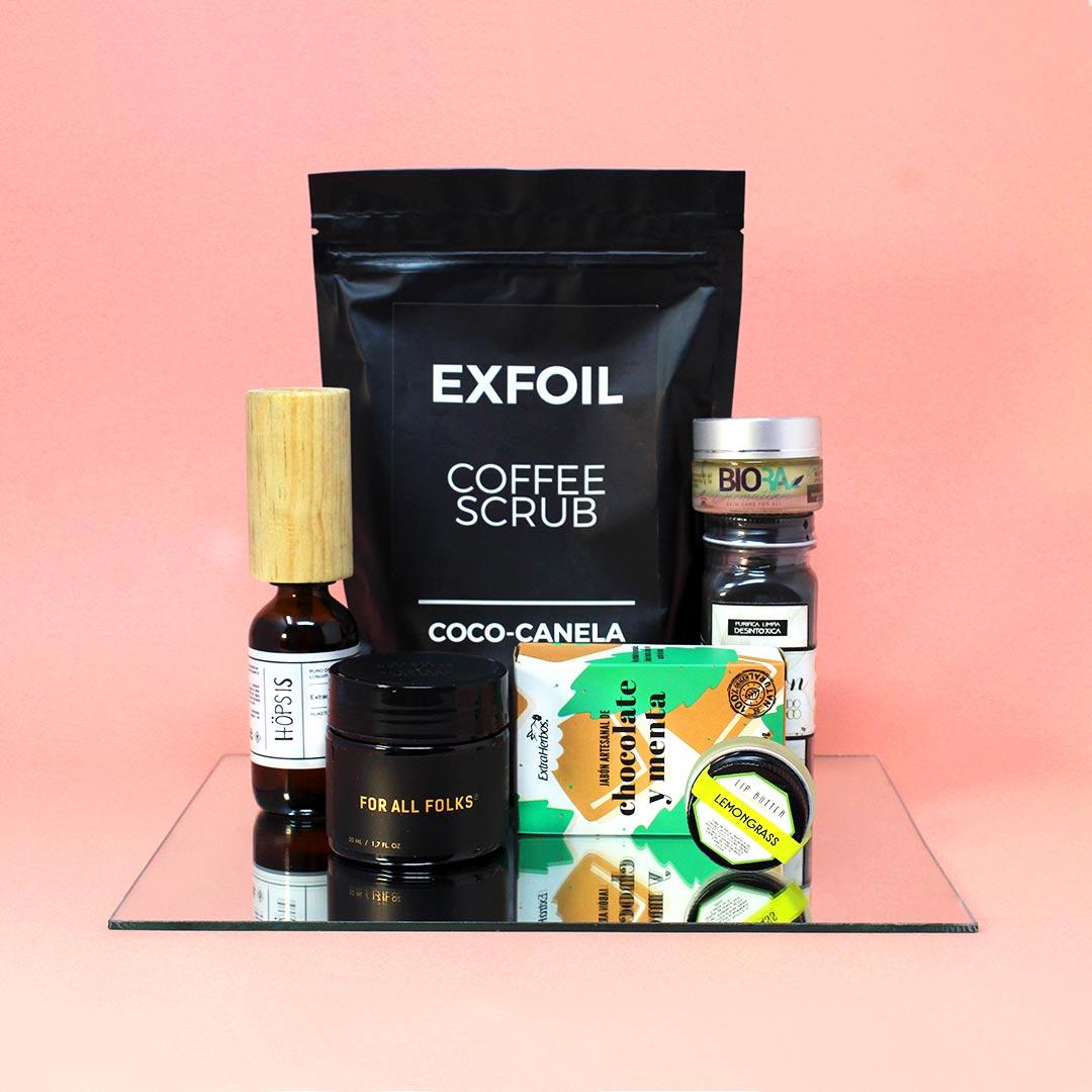 Kit de Productos de Belleza Naturales