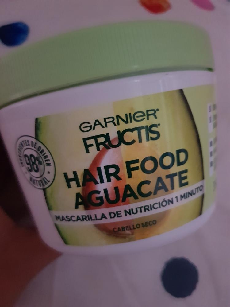 Garnier - Hair Food Aguacate | Fructis