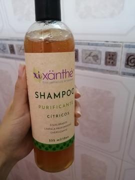 Foto de XiXänthé Shampoo Cítricos