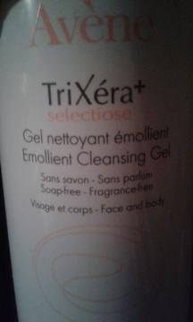 Trixera + Selectiose Gel Dermolimpiador Emoliente
