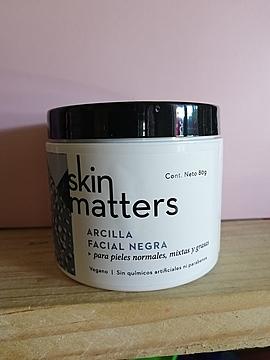Arcilla Facial Negra - Purificante 70 gr
