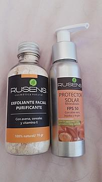 Rusens - Exfoliante Facial Purificante