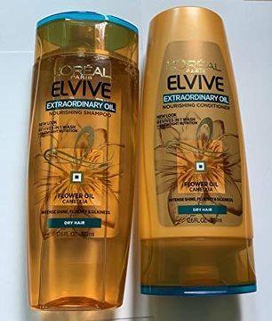 Elvive Óleo Extraordinario Rizos Definidos Shampoo