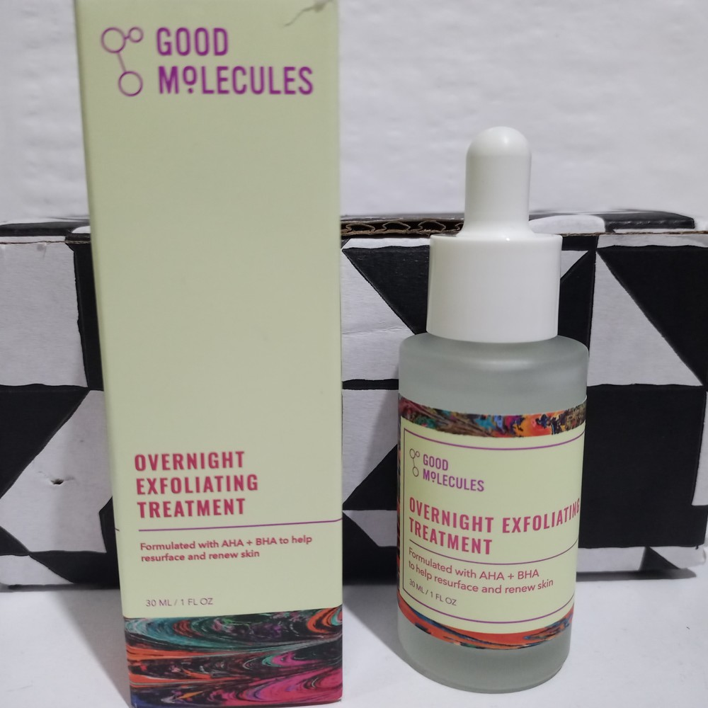 Good Molecules - Exfoliante Nocturno Overnight Exfoliating Treatment