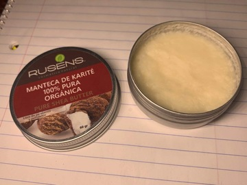 Rusens - Manteca Pura de Karité Orgánica