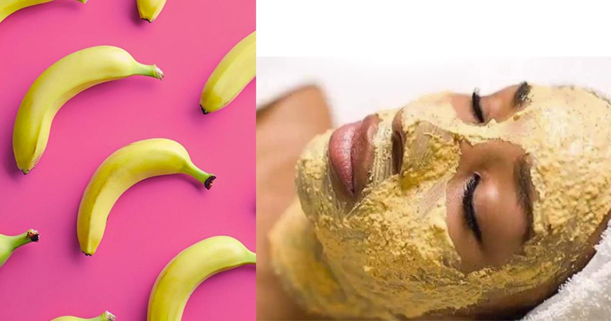 Te enseñamos a hacer 3 mascarillas caseras usando aguacate, plátano o  chocolate (ideal para piel seca)   biutest.com