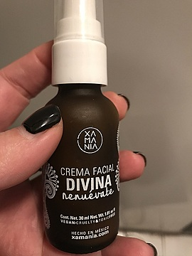Divina Crema Facial Hidratante
