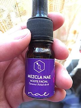 Nae - Mezcla Nae Geranio Arbol de Té (Aceite Facial)