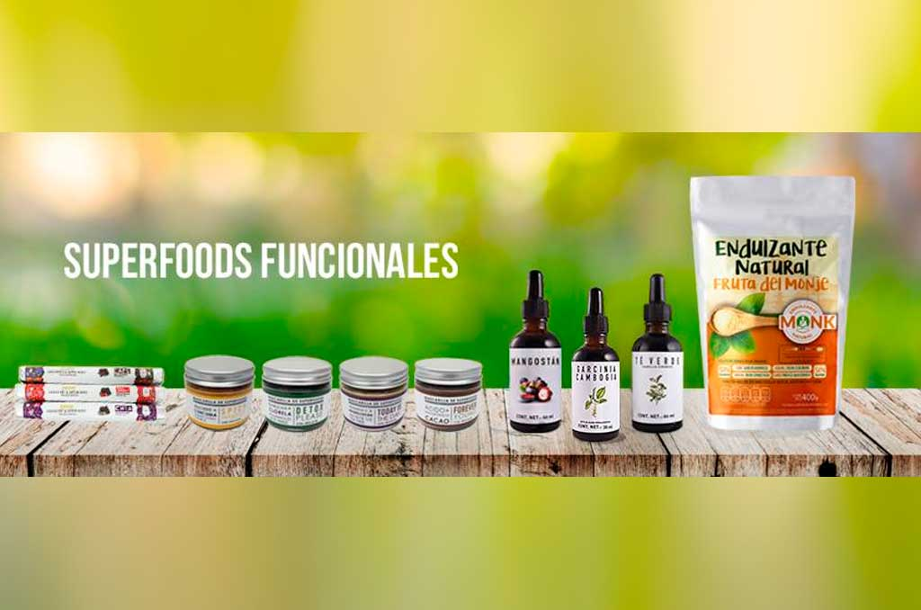 Acerca de The Functional Foods