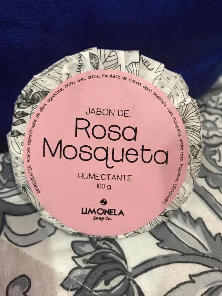 Limonela - Jabón de Rosa Mosqueta