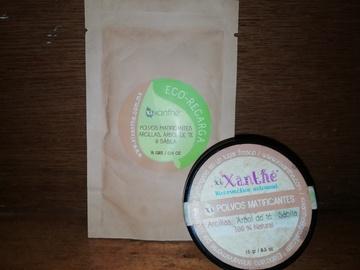 XiXänthé - Eco-Recarga Polvos Matificantes Arcillas y Árbol de Té