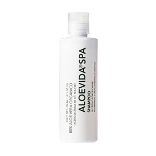 Shampoo nutritivo fortificante