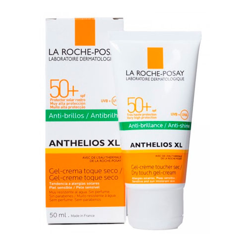 Anthelios XL PFS 50+ Gel-crema toque seco