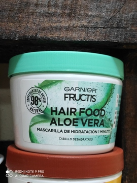 Foto de Garnier Hair Food Aloe Vera | Fructis