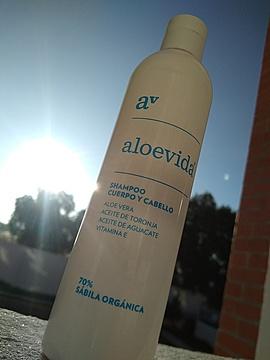 Aloe Vida - Shampoo Cuerpo y Cabello