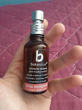 Aceite 100% Natural - Rosa Mosqueta