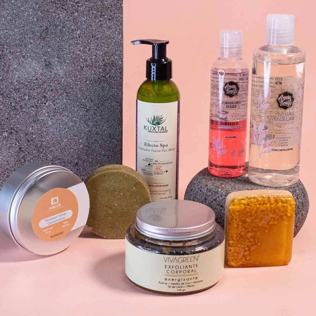 Giveaway Limpieza facial, corporal y capilar