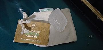 Desodorante Cristal