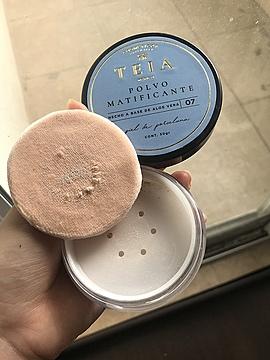 Polvo Matificante - Piel de Porcelana