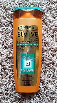 Foto de L'Oréal Paris Elvive Óleo Extraordinario Rizos Definidos Shampoo