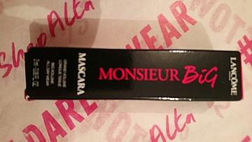 Monsieur Big Mascara