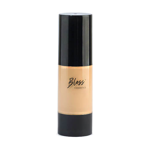 Maquillaje líquido Caramel