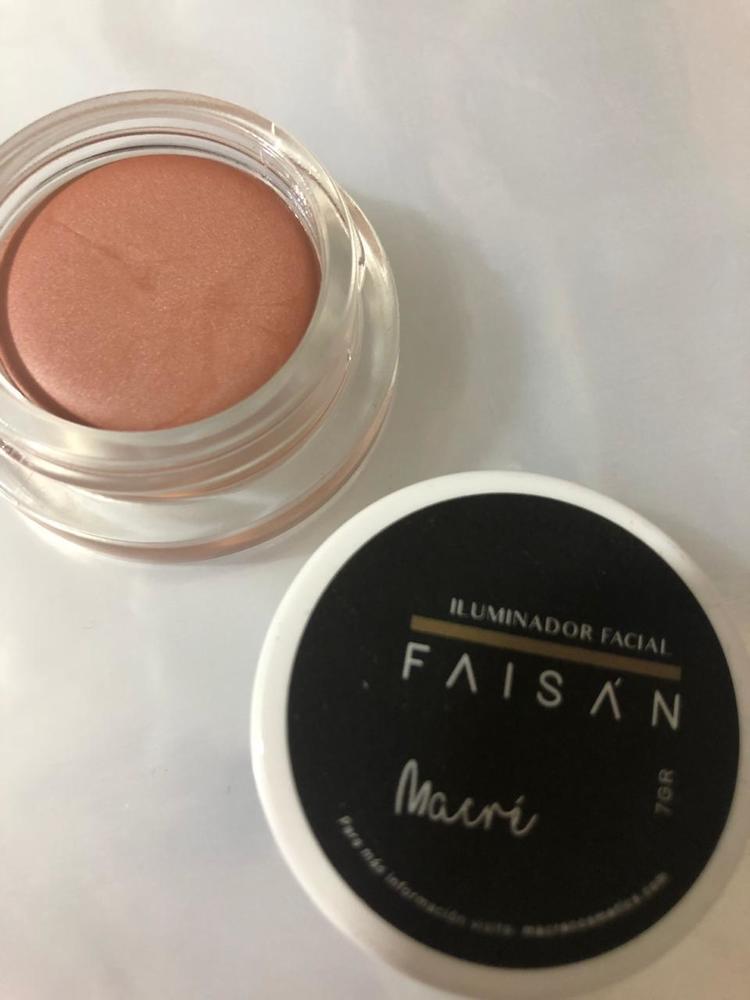 Macré - Faisán - Iluminador Facial