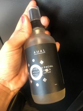 Agua Tónica Refrescante con Tuna y Cempasúchil