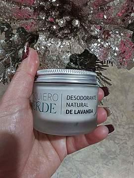 Foto de Te Quiero Verde Desodorante Natural de Lavanda
