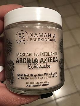 Foto de Xamania Mascarilla Exfoliante - Arcilla Azteca