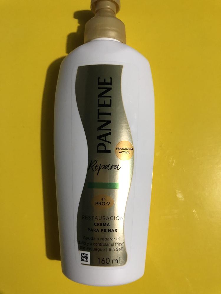 Pantene - Crema Para Peinar Bambú Nutre & Crece