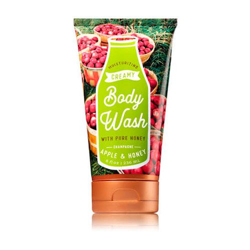 Cream Body Wash