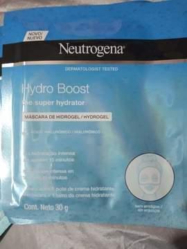 Foto de Neutrogena Máscara de Hidrogel Hidratante Hydro Boost
