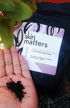 Skin Matters - Exfoliante Corporal a Base de Café 200 gr