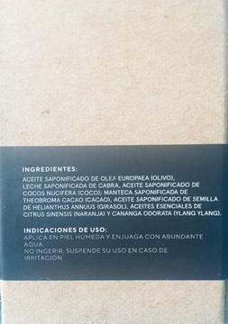 Foto de Ahal Jabón Limpieza Facial de Leche de Cabra