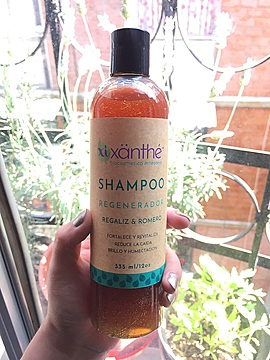Shampoo Regenerador 335 ml.