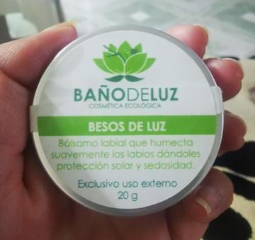 Foto de Baño de Luz Bálsamo Labial