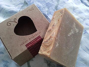 Ocwa - Jabón de Almendras