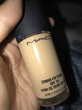 Foto de MAC Studio Fix Fluid SPF 15