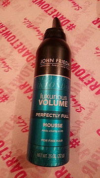 LUXURIOUS VOLUME. Perfectly Full Mousse