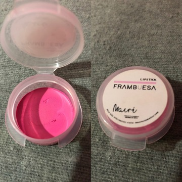 Foto de Macré Frambuesa - Lipstick