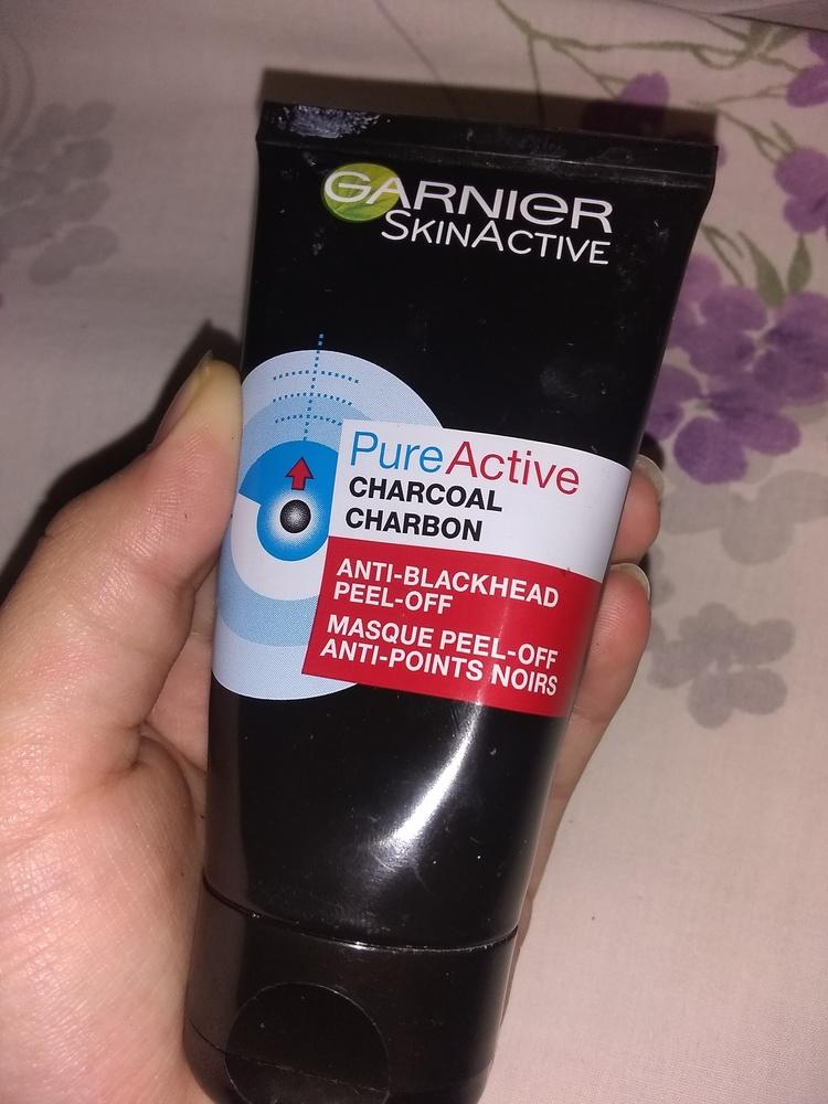 Garnier - Puntos Negros 3 En 1 Carbón -SkinActive
