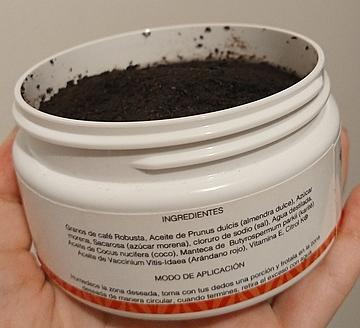 Bialé - Exfoliante de Café