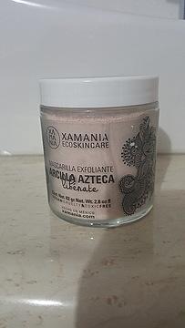 Mascarilla Exfoliante - Arcilla Azteca