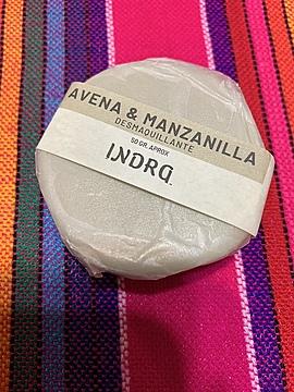 Crema Facial Desmaquillante Con Manzanilla Y Avena